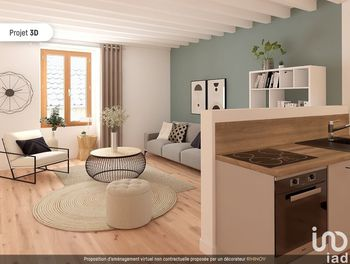 appartement à Vauhallan (91)
