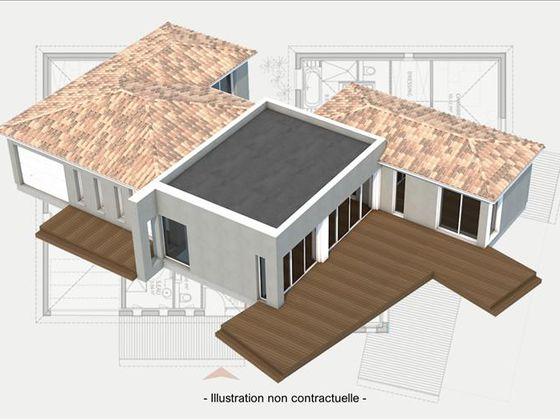 Vente terrain 125 m2