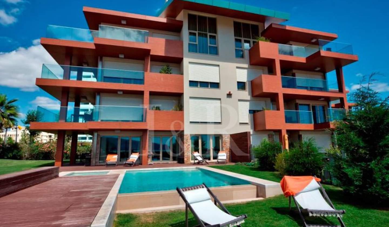 Appartement avec terrasse Grândola