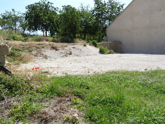 Vente terrain 698 m2