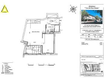 Studio 33,84 m2