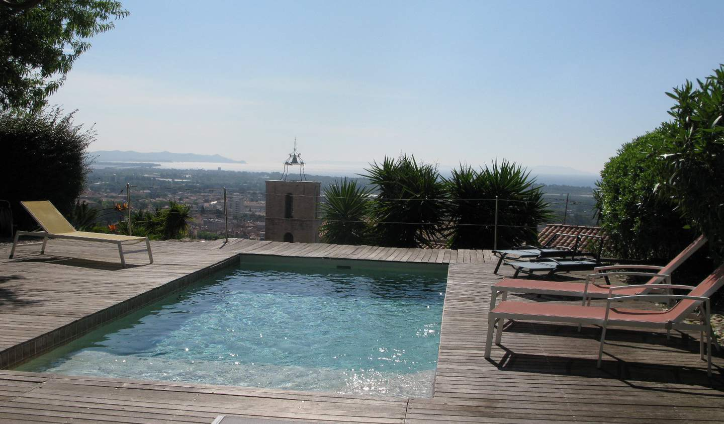 House with pool Hyeres