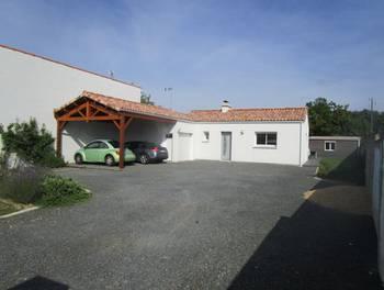 Maison 4 pièces 107,73 m2