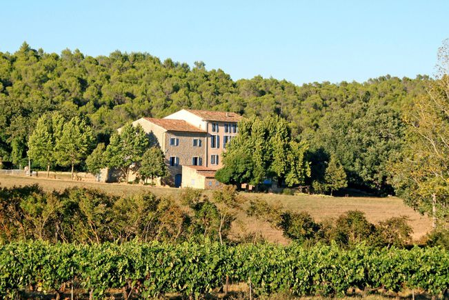 Wine growing estate with AOC and Outbuildings, Var