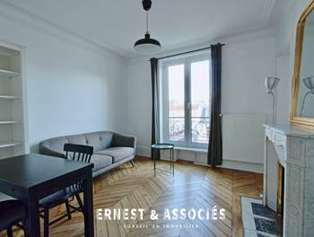 Appartement meublé 3 pièces 42,03 m2