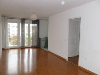 Appartement meublé 4 pièces 90,79 m2
