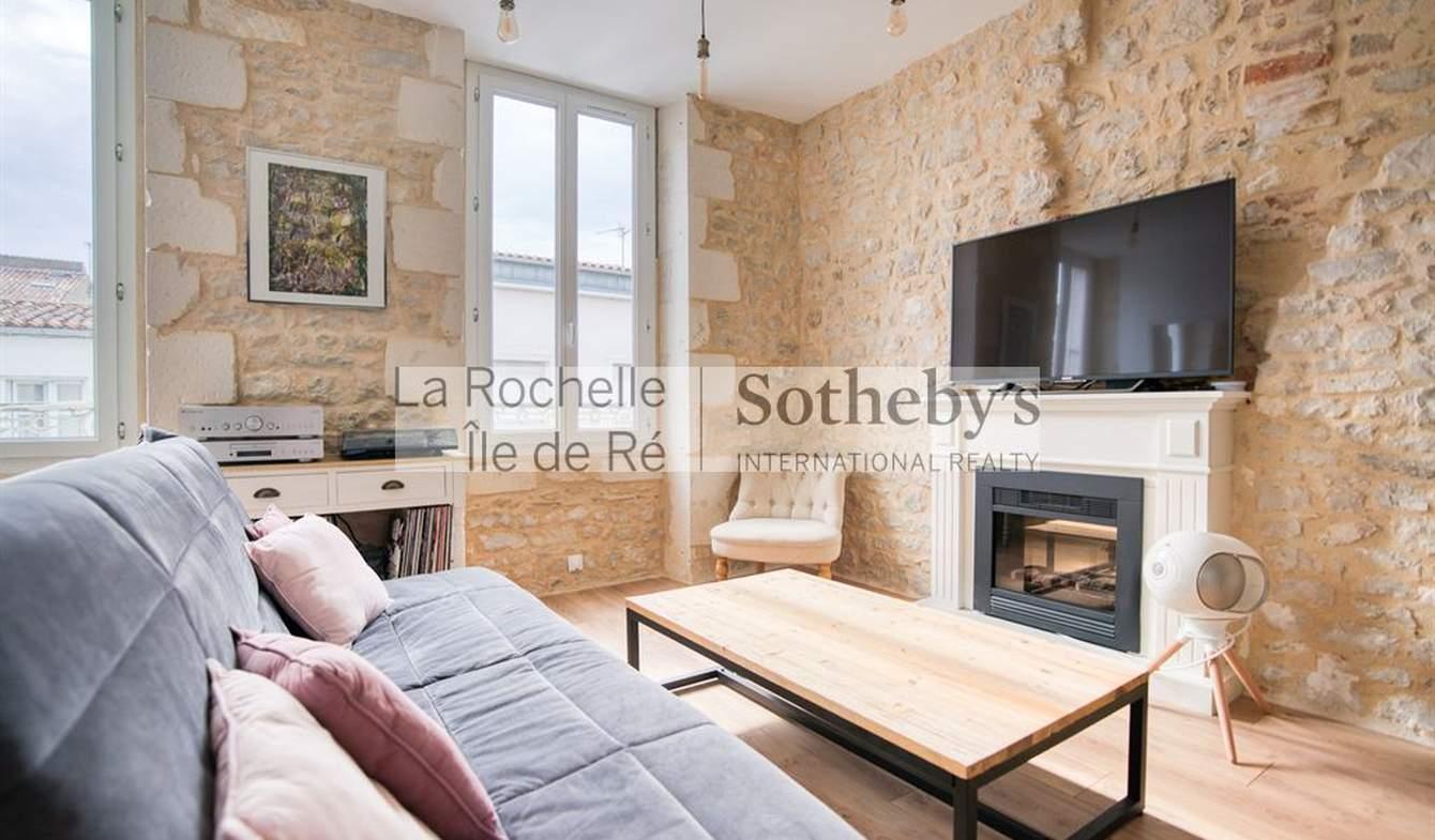 Appartement en bord de mer La Rochelle