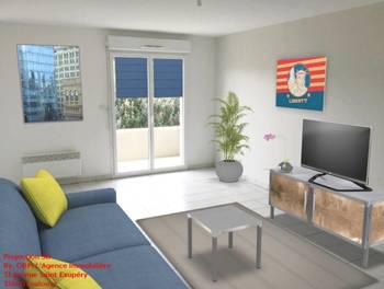 Appartement 2 pièces 49,14 m2