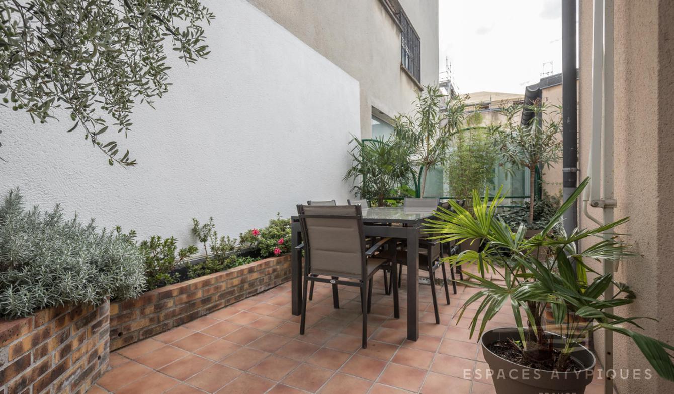 Loft avec terrasse Bagnolet