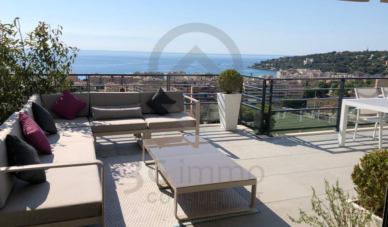 Appartement avec terrasse et piscine Roquebrune-Cap-Martin