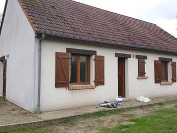 Maison 3 pièces 70,22 m2