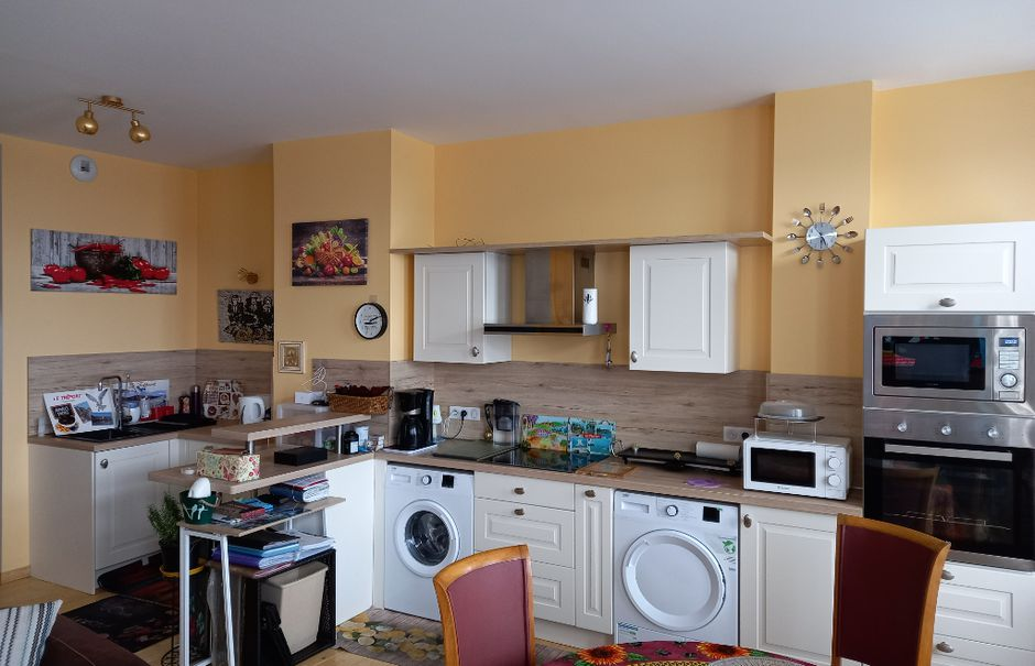 Vente appartement 2 pièces 40 m² à Le Tréport (76470), 174 200 €