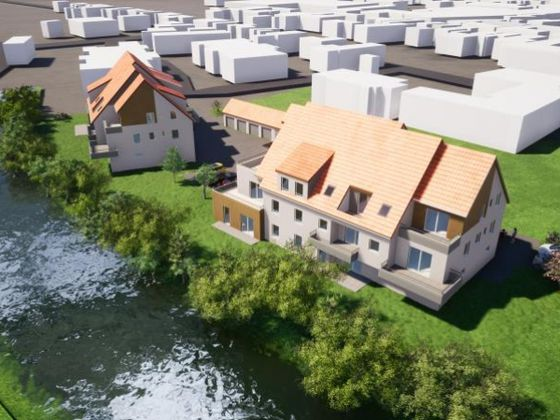 Vente appartement 3 pièces 68,48 m2