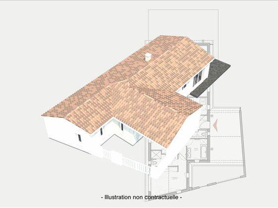 Vente terrain 105 m2