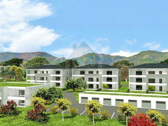 Vente appartement 3 pièces 58,71 m2