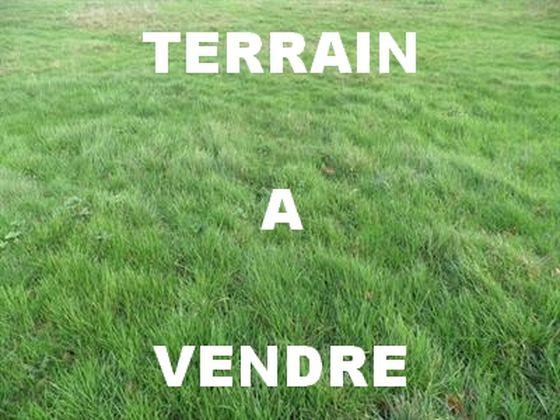 Vente terrain 859 m2