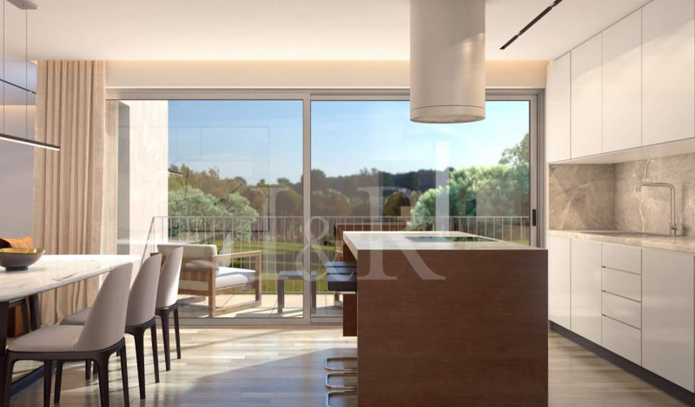 Apartment with terrace Cascais
