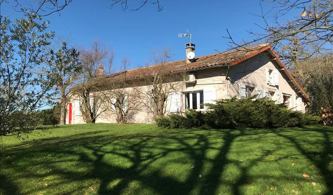 Maison Rieumes