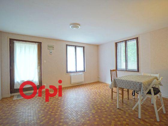 Vente appartement 2 pièces 37,91 m2