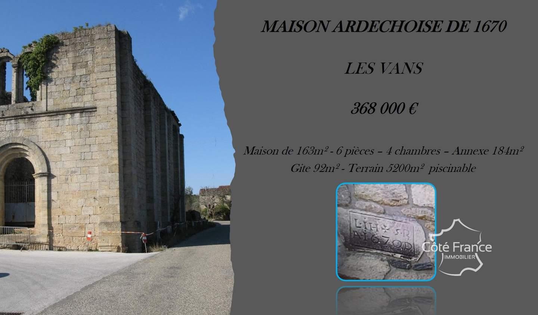 Maison Les Vans