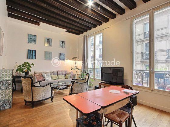 Location appartement meublé 2 pièces 59 m2