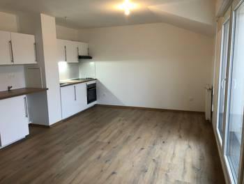 Appartement 2 pièces 48,29 m2