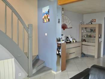 Maison 5 pièces 76,2 m2