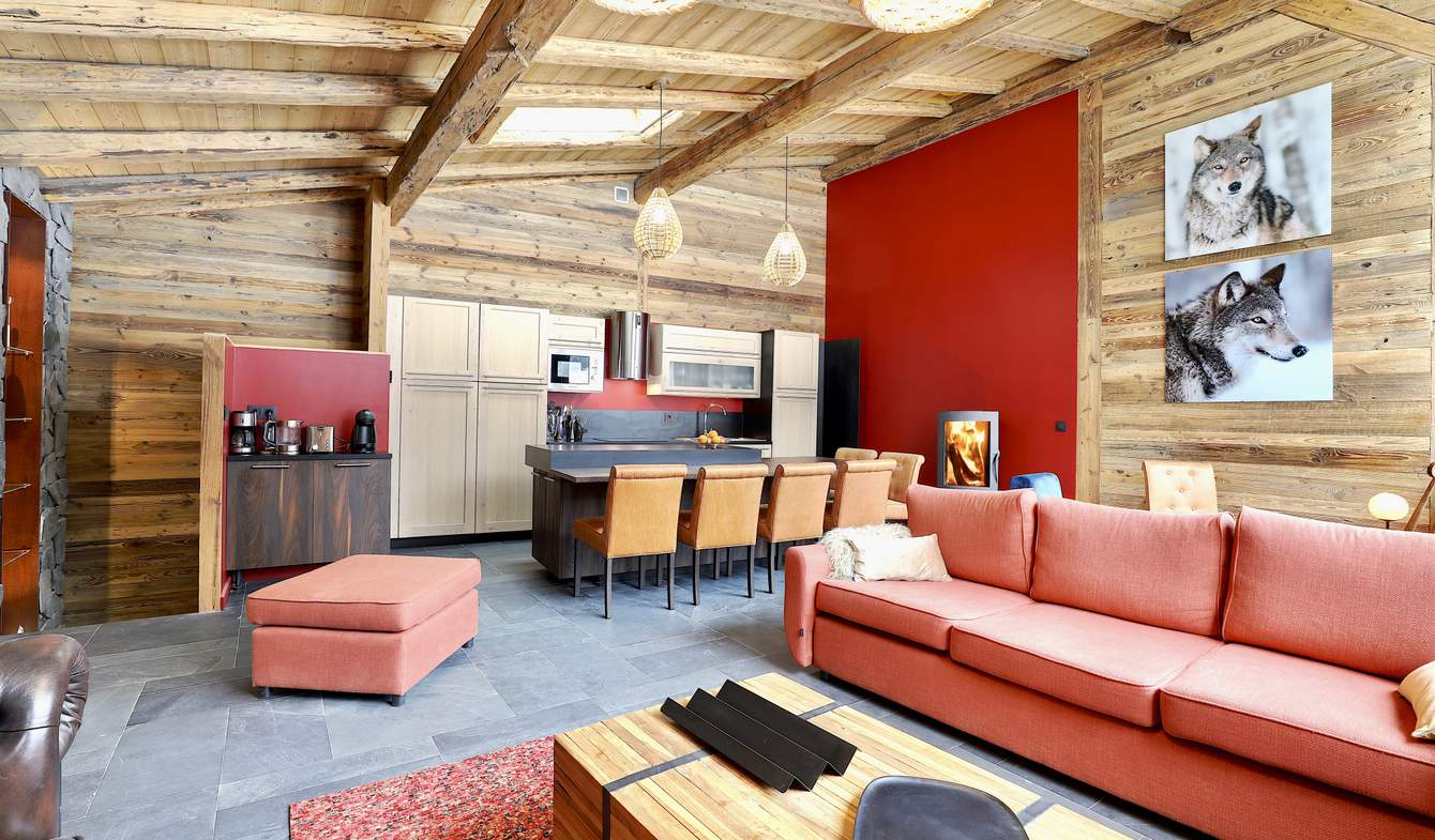 Chalet Planay