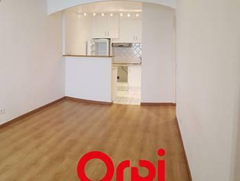 Appartement 2 pièces 31,02 m2