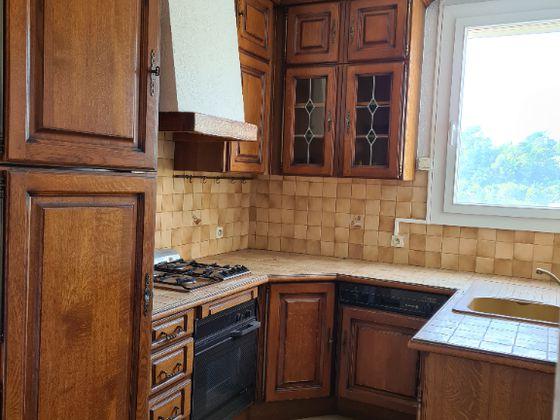 Vente appartement 3 pièces 82,81 m2
