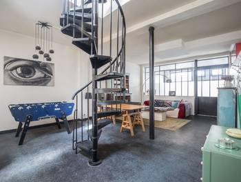 Loft 5 pièces 159 m2