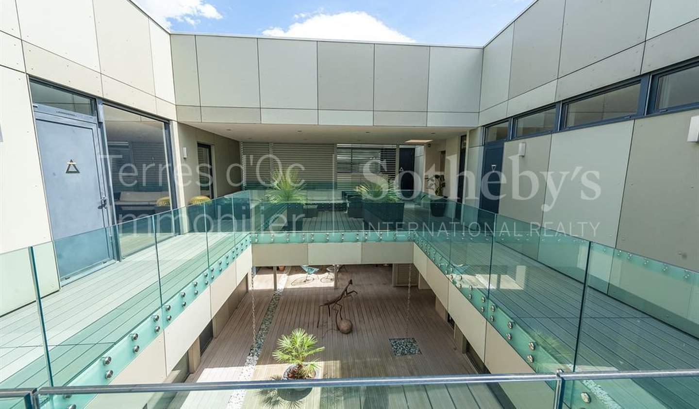 Appartement avec terrasse en bord de mer Perpignan