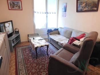 Appartement 2 pièces 23,93 m2