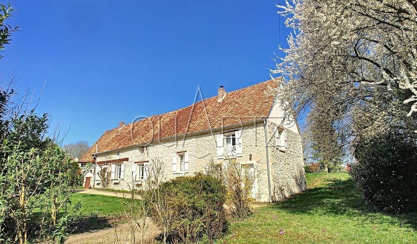 Maison avec terrasse Chaumont-en-Vexin