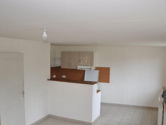 Location duplex 3 pièces 59 m2
