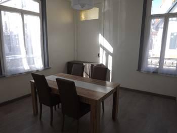 Appartement meublé 3 pièces 46,9 m2