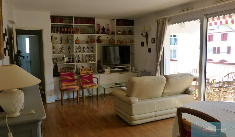 Appartement avec terrasse Ciboure