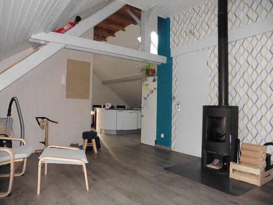 Vente appartement 4 pièces 62,93 m2