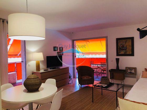 Vente appartement 2 pièces 43,3 m2