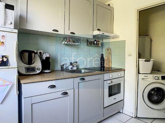 Vente appartement 3 pièces 58,75 m2