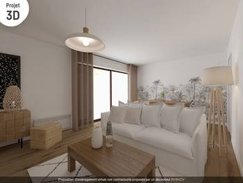 Appartement 3 pièces 87,97 m2