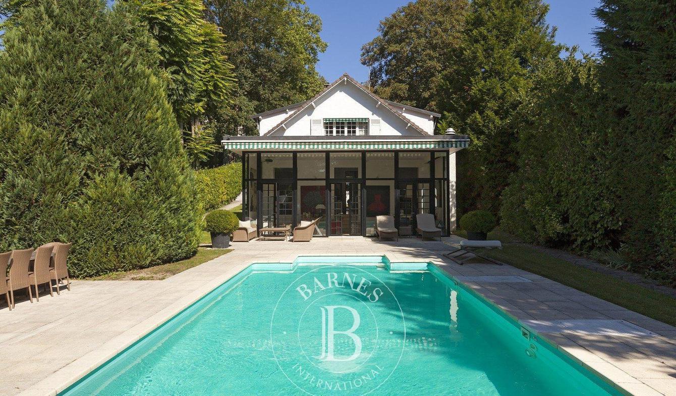 Maison avec piscine Orgeval