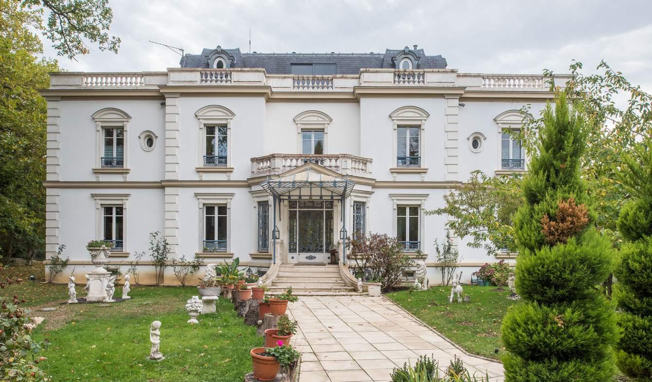 Hôtel particulier Le Vésinet
