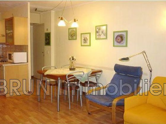 Vente appartement 3 pièces 40,96 m2