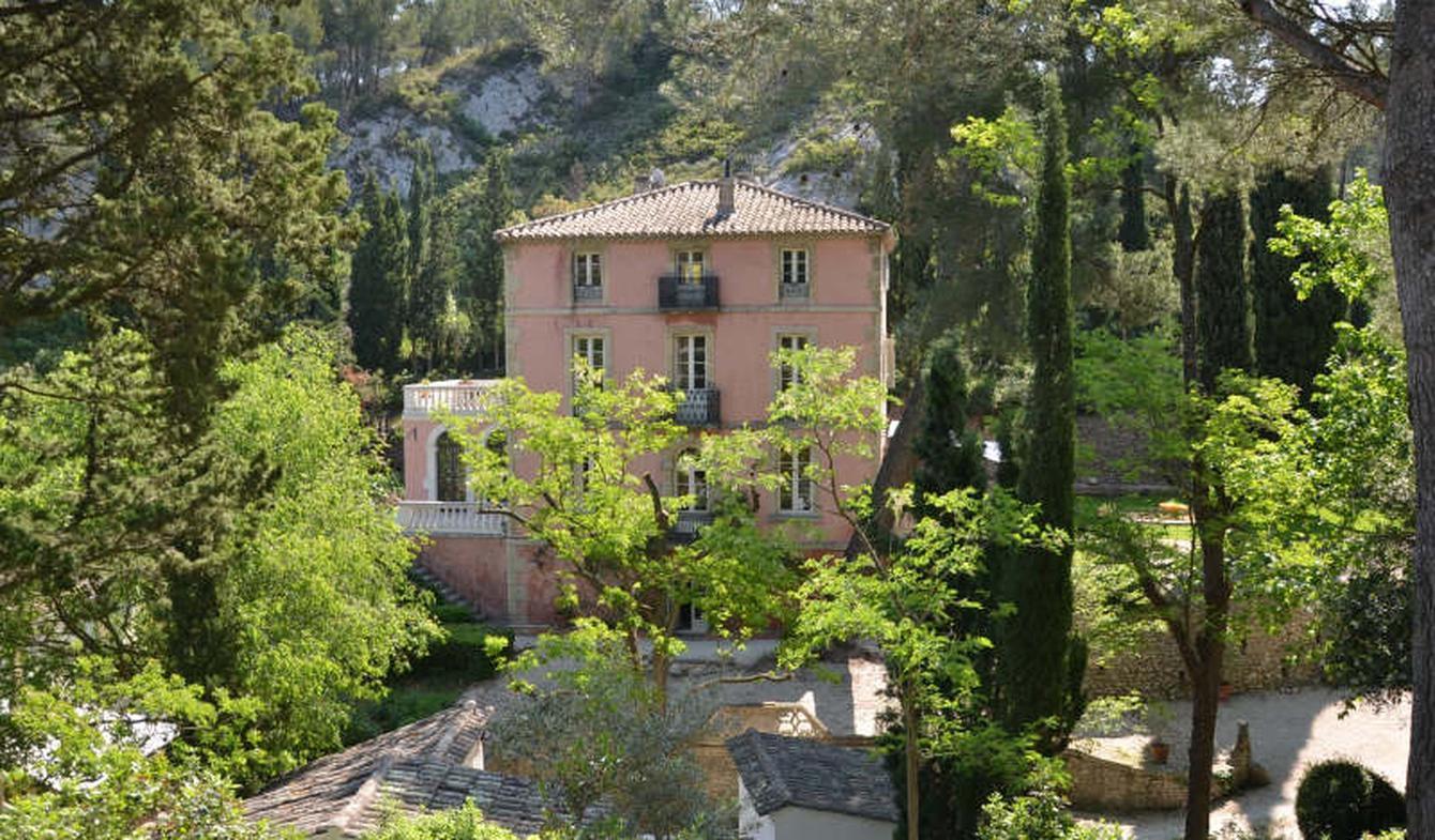 Maison avec piscine Saint-Etienne-du-Grès