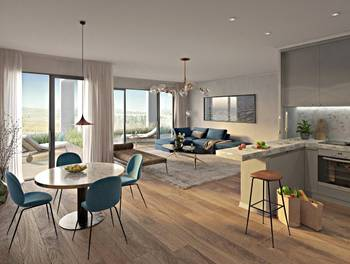 Appartement 4 pièces 135,95 m2