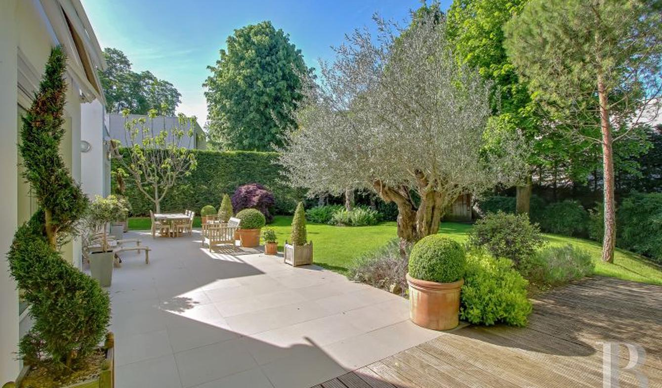 House with terrace Le Pecq