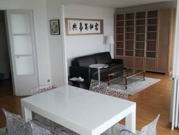 Appartement meublé 4 pièces 122,55 m2