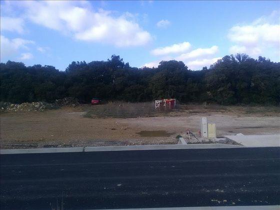 Vente terrain 850 m2