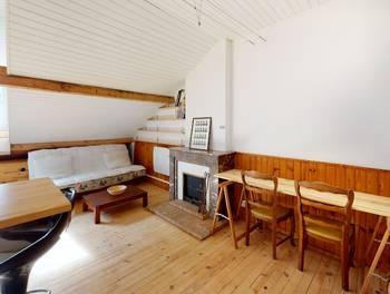 Appartement meublé 2 pièces 35,01 m2